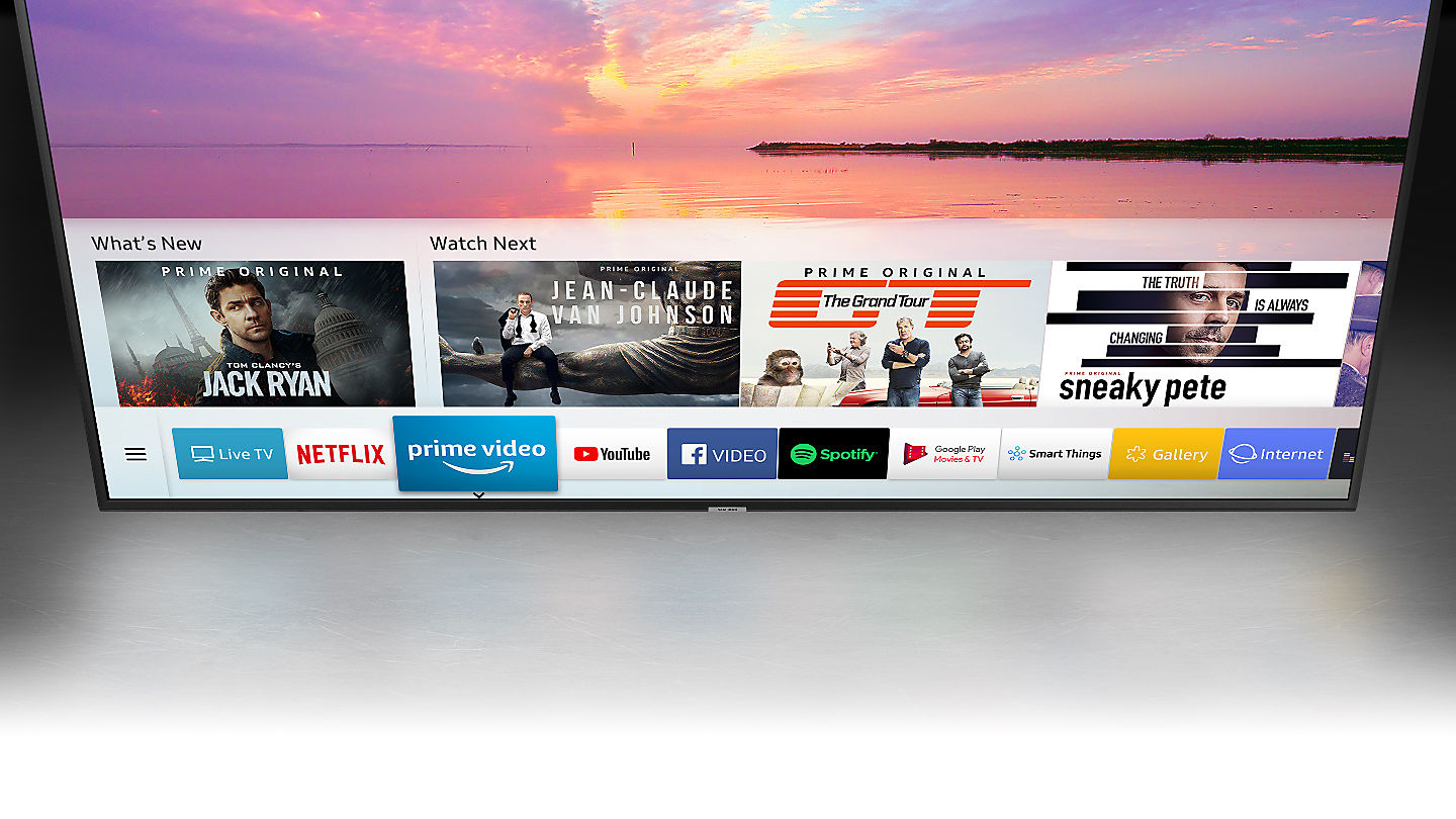 Smart TV 4K Samsung 43 Inch UA43NU7400KXXV